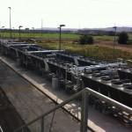 impianto per raffreddatori ad aria