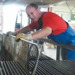 dettaglio manutenzione scambiatori di calore
