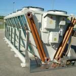 esempio raffreddatori ad aria