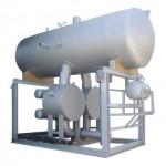 Produzione di scambiatori di calore a piastre saldati