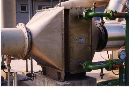 scambiatori di calore recuperatori fumi e gas