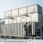 torri evaporative centrifughe silenziate